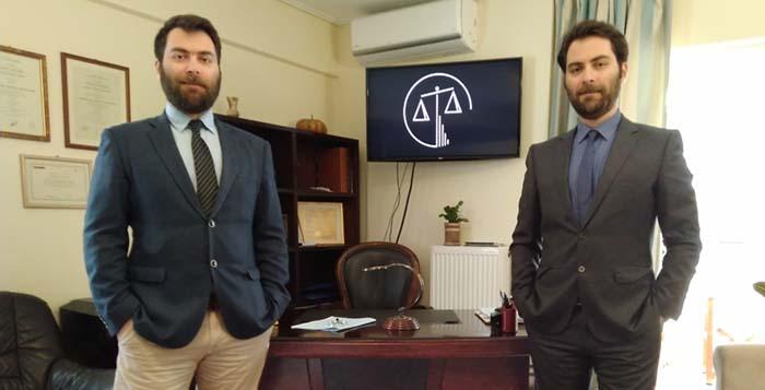 Δικηγοροι Αθηνών Καλαμάτας Ηλιόπουλος, Δίδυμοι εργατολογοι ποινικολόγοι